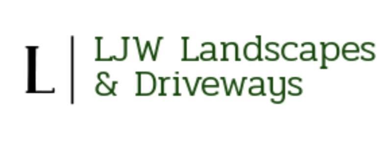 LJW Landscapes and Driveways logo
