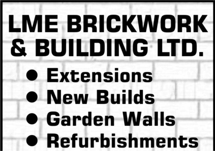 LME Brickwork and Building Limited logo