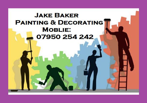Jake Baker Painting & Decorating logo