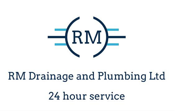 RM Drainage and Plumbing Ltd logo