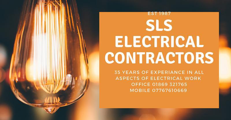 SLS Electrical Contractors Ltd logo