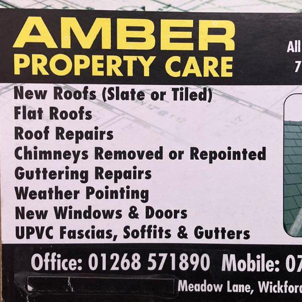 Amber Property Care logo