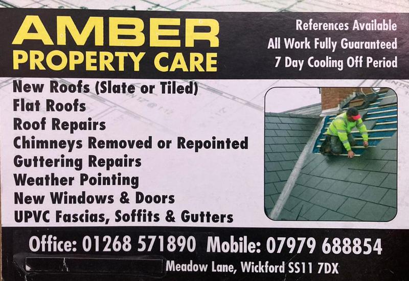 Amber Property Care logo