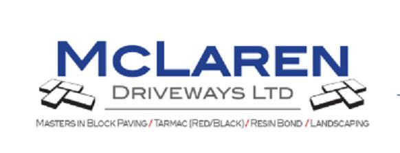 Mclaren Driveways Ltd logo