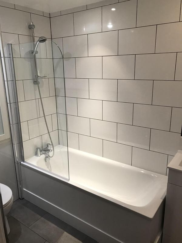 Image 99 - WANDSWORTH - NEW BATHROOM REFURBISHMENT