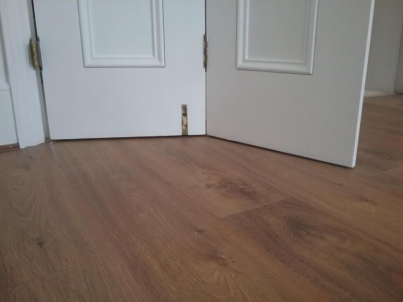 Image 113 - KITCHEN - ENGINEERED OAK FLOOR INSTALLATION