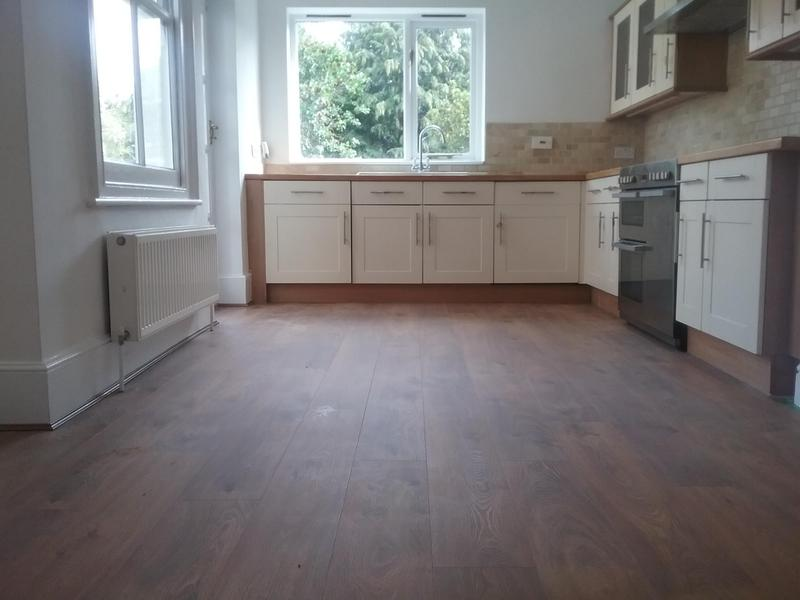 Image 114 - KITCHEN - ENGINEERED OAK FLOOR INSTALLATION