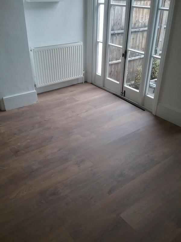 Image 14 - KITCHEN - ENGINEERED OAK FLOOR INSTALLATION