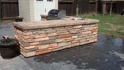 Image 142 - Brick work