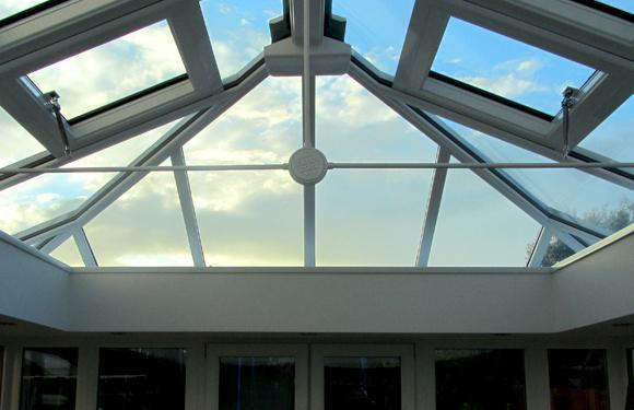 Image 69 - Conservatory Internal Roof