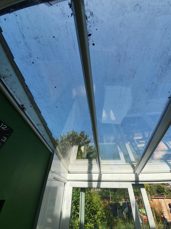 Image 7 - Conservatory roof cleaning BEFORE