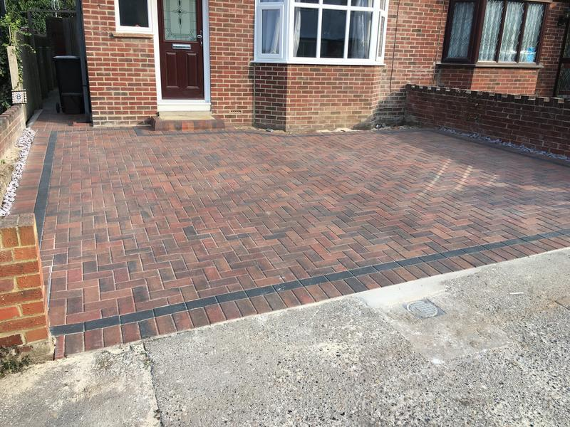 Image 192 - Block paving Whitstable