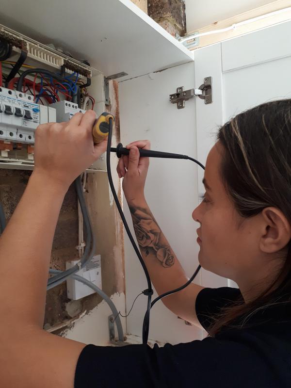 Image 5 - Sophia Jones. New cooker circuit, Windsor 2018.