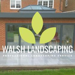 Walsh Landscaping logo