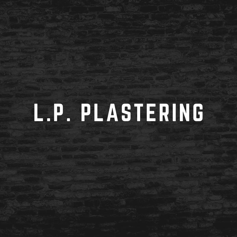 LP Plastering logo