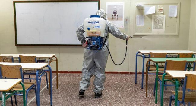 Image 8 - School Sanitasing