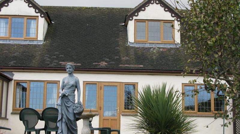 Image 9 - Irish oak window and Fascia job in Thurlaston nr Rugby
