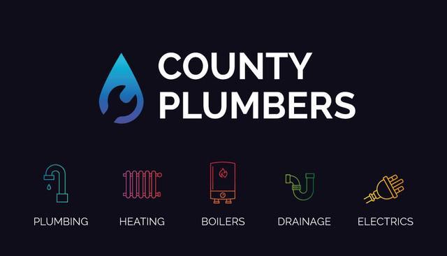 County Plumbers Ltd logo