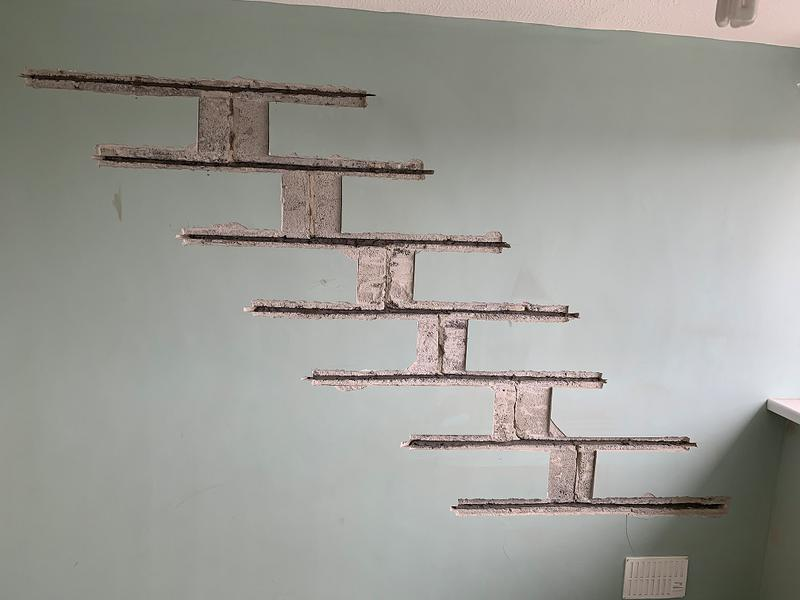 Image 9 - Wall Strengthening