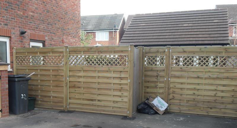 Image 6 - Garden fencing