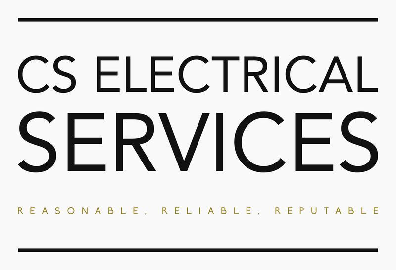 CS Electrical Services logo
