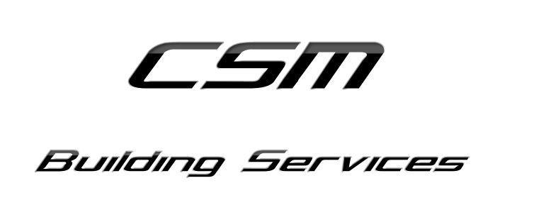 CSM Building Services logo