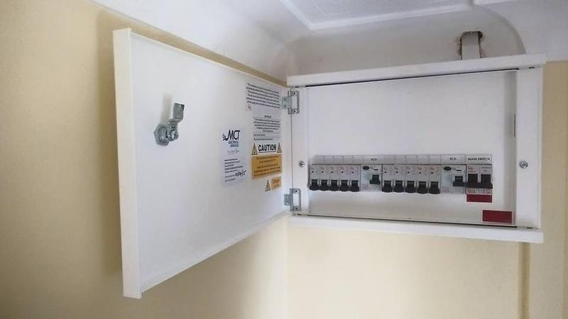 Image 12 - Fuse board upgrade