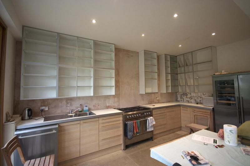 Image 33 - Broadlands ave kitchen install