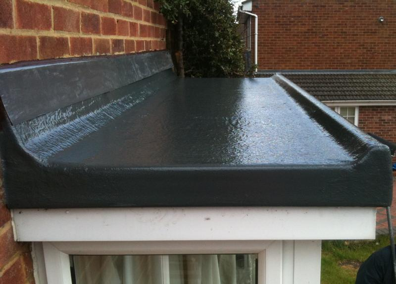 Image 30 - GRP Bay Roof
