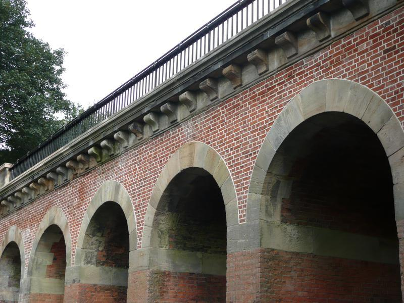 Image 14 - Repointing viaduct at Hampstead Heath - after