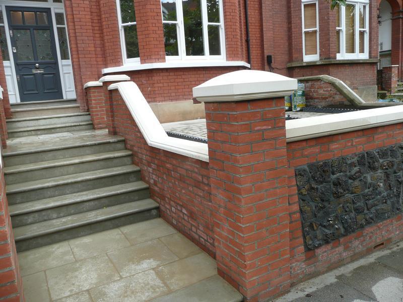 Image 14 - Hampstead - steps after