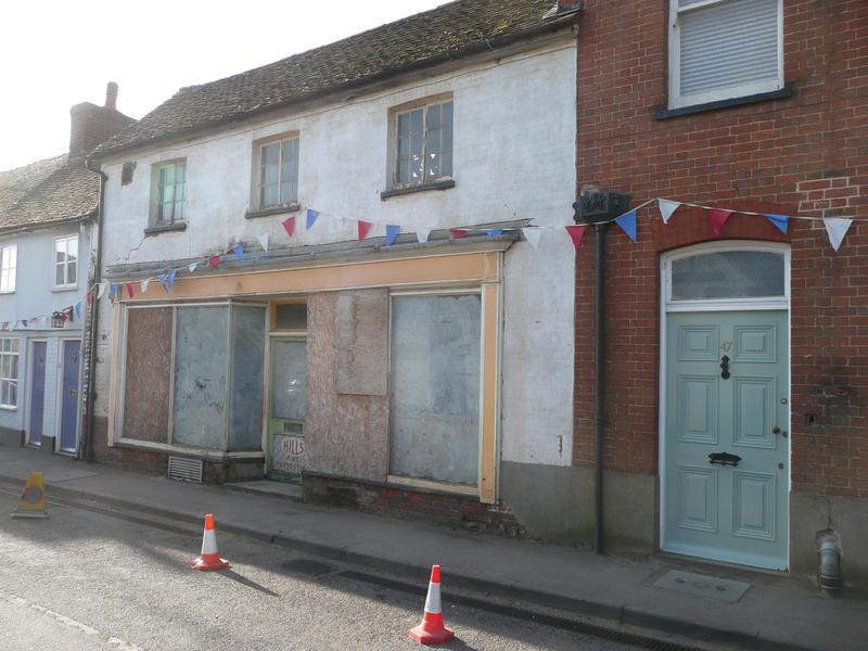 Image 11 - Kimpton - shop conversion before work started