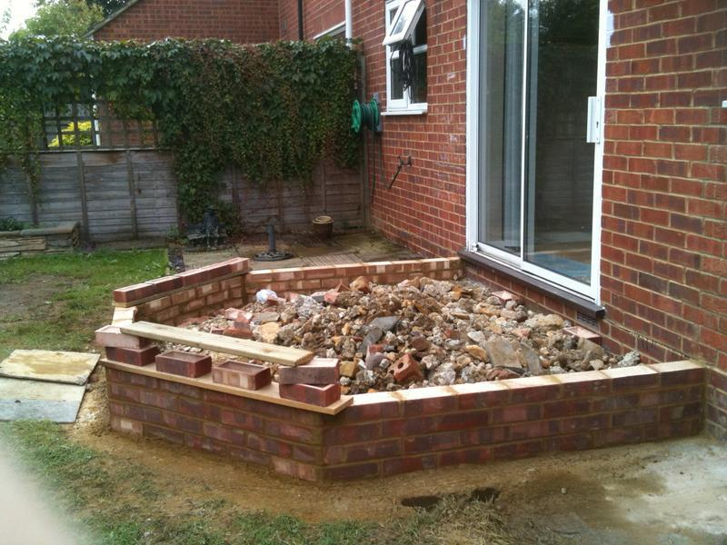 Image 3 - Foundations/Dwarf wall for wooden conservatory