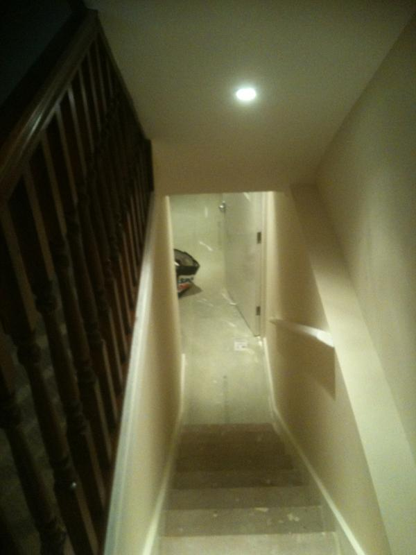 Image 12 - staircase to basement after