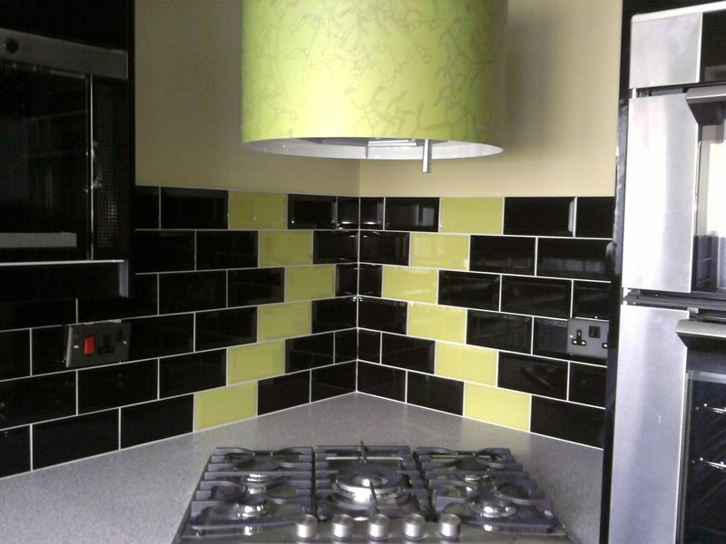 Image 40 - Ceramic kitchen walls