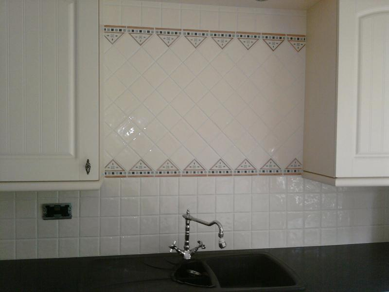 Image 42 - Ceramic kitchen walls