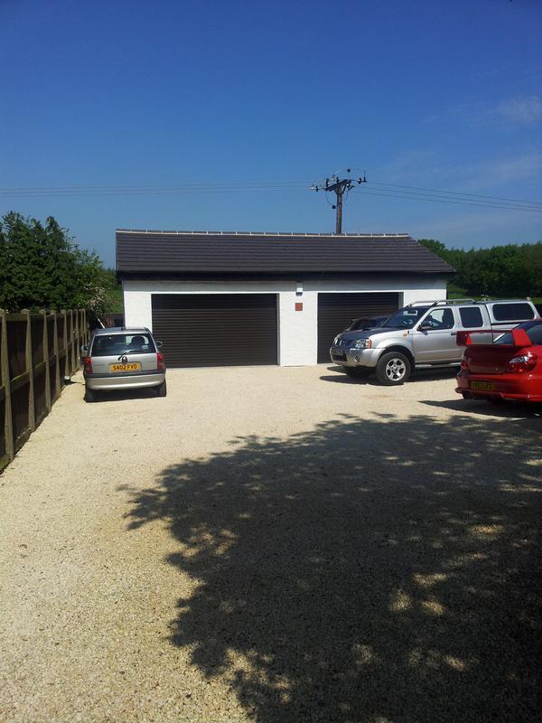 Image 26 - built a triple size garage for a workshop