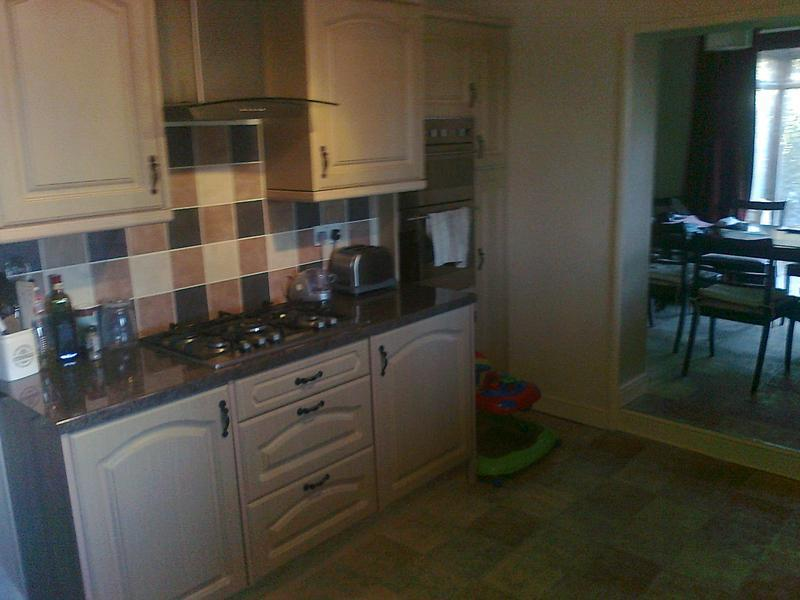 Image 11 - a budget kitchen for mr&mrs favargue in ashby de la zouch