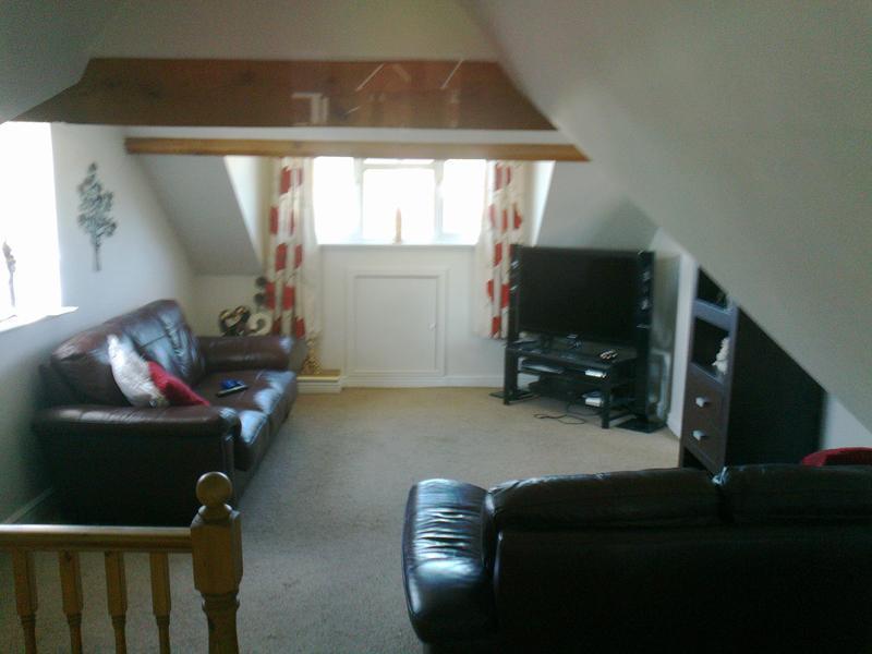 Image 23 - living room of the loft conversion for mr&mrs banford