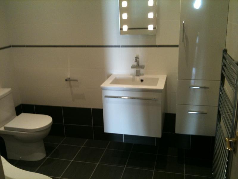 Image 1 - We installed this bathroom last year (2011) in Wraysbury
