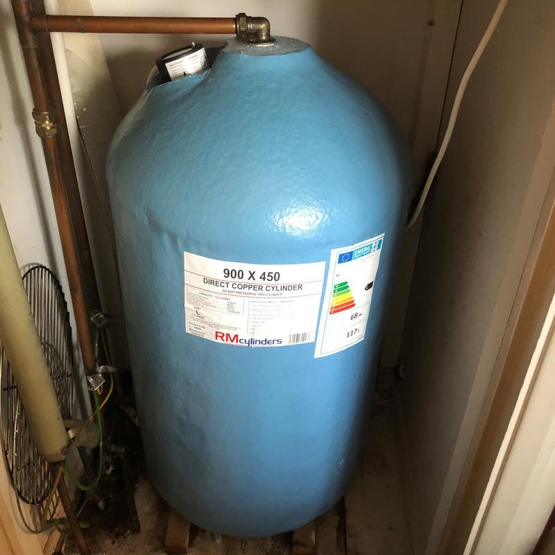 Image 20 - new cylinder