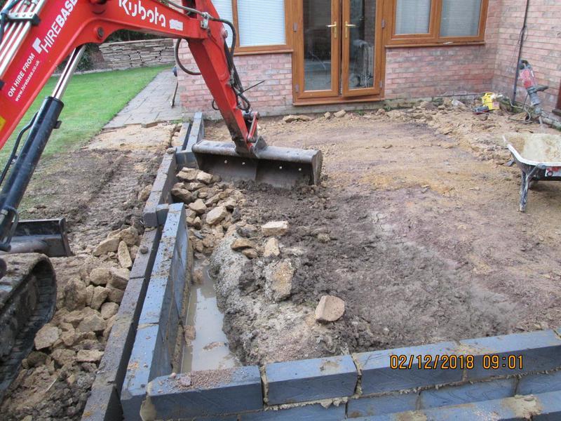 Image 15 - Milton Keynes site preparation