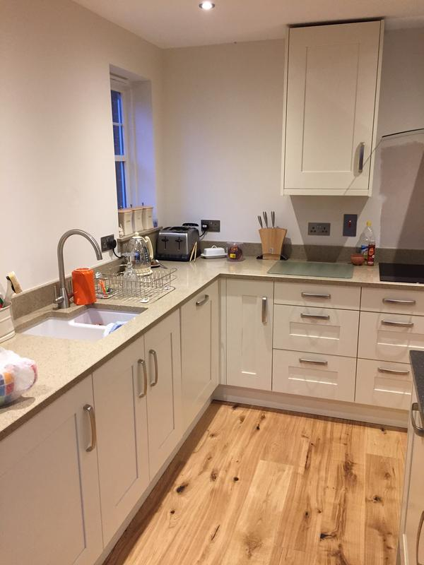 Image 13 - Bespoke kitchen with quartz worktops