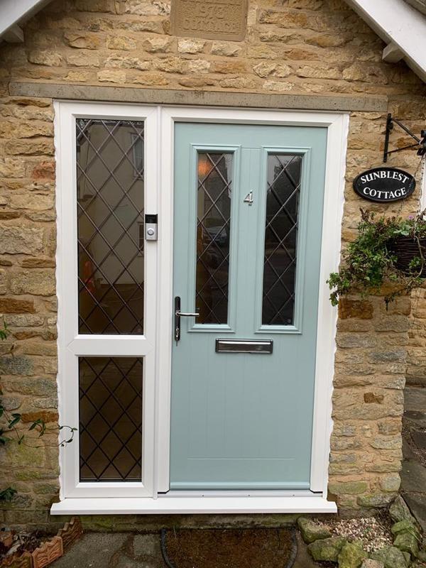 Image 77 - After - New Front Door