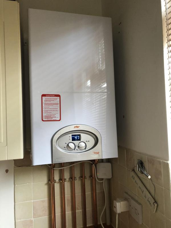 Image 9 - Electric Combi boiler