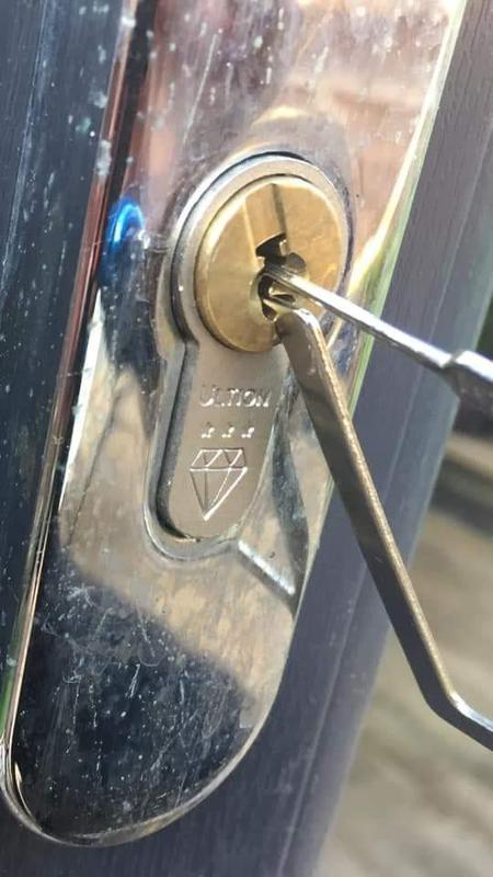 Image 2 - We can pick or bypass the highest security locks, gaining entry non-destructively in 99% of cases