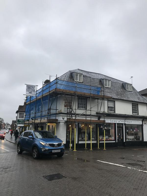 Image 18 - Roof and render repairs