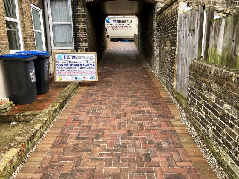 Image 20 - Block paving driveway in margate
