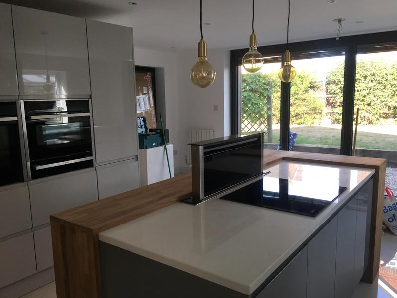 Image 28 - Kitchen installation for Mr & Mrs Ansell Great Dunmow