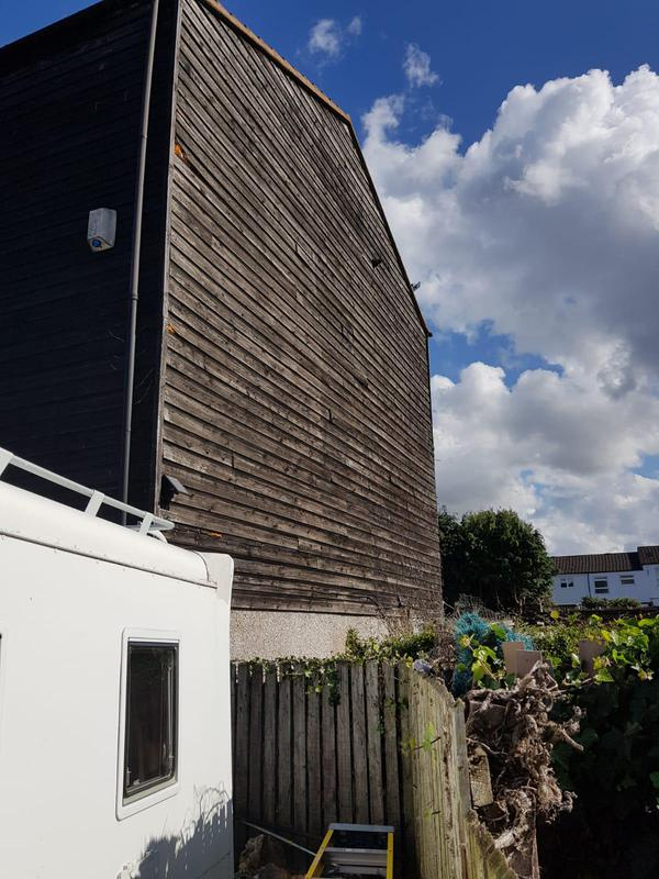 Image 16 - Before External wall insulation.